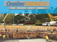 cleanline-concrete-contractor-website-san-diego-california
